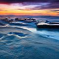 California Sunset by Ben Graham