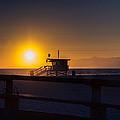 California Sunset by Carlos Cano
