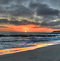 California Sunset  by Patricia Dennis