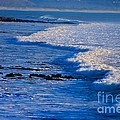California Pismo Beach Waves by Tap On Photo