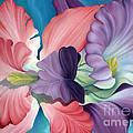 Call Of The Orchids by Rosemarie Morelli