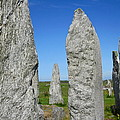 Callanish Stone Circle by Denise Mazzocco