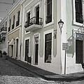 Calle De Luna Y Calle Del Cristo by Daniel Sheldon