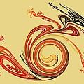 Calligraphy by Anastasiya Malakhova