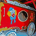Calliope Wagon by Jean Wright