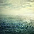 Calm At The Summer Sea by Guido Montanes Castillo
