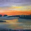 Calm Evening by Sean Hughes
