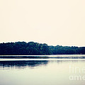 Calm Lake Landscape by Kim Fearheiley