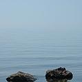 Calm Of The Rocks by Randy Pollard