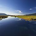 Calm River by Ivan Slosar