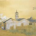Calm Spring In Jiangnan by Takeuchi Seiho