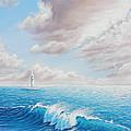 Calming Ocean by Joe Mandrick