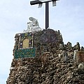 Calvary At Grotto Of Redemption by Dusty Reed