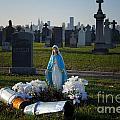 Calvary Cemetery by Mark Thomas