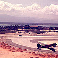 Cam Rahn Bay Airfield by Norman Johnson