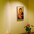 Camaldoli Monastery Prayer Room by Jeff Black
