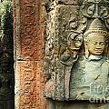 Cambodia Angkor Wat 1 by Bob Christopher