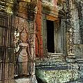 Cambodia Angkor Wat 2 by Bob Christopher