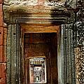 Cambodia Angkor Wat 5 by Bob Christopher