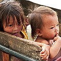 Cambodian Children 03 by Rick Piper Photography