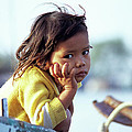 Cambodian Girl 01 by Rick Piper Photography