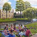 Cambridge Summer by Richard Harpum