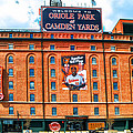 Camden Yards by Bill Cannon