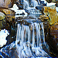Camelback Mini Falls by Gary Keesler