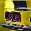 Camaro Taillight by Dean Ferreira
