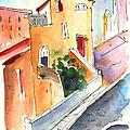 Camogli In Italy 01 by Miki De Goodaboom