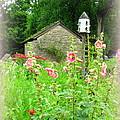 Camp Dennison Garden by Kathy Barney