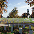 Camp Nelson National Cemetery by Roger Potts