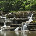 Campbell Falls 5 by John Brueske