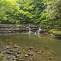 Campbell Falls 6 by John Brueske