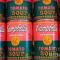 Campbell's Tomato Soup Pop Art by Beth Ferris Sale