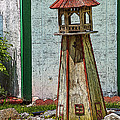 Campers Lighthouse by Melvin Busch