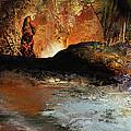 Campfire by John M Perez