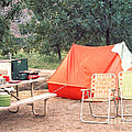 Campgrounds Usa by Thomas Woolworth
