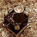 Camping Coffee by David Lee Thompson