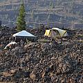 Camping On The Moon by Image Takers Photography LLC - Laura Morgan