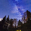 Camping Under The Milky Way by Mircea Costina Photography