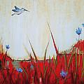 Campo Rojo by Thelma Zambrano