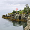 Campobello Island -  East Quoddy Lightstation by Christiane Schulze Art And Photography