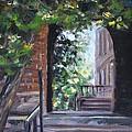 Campus Passage by Lori Pittenger