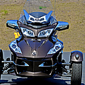Can-am Spyder - The Spyder Five by Christine Till