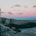 Peggy's Cove by Ron Metz