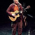Canadian Folk Rocker Bruce Cockburn In 2002 by Randall Nyhof