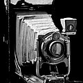 Canadian Kodak Black And White Camera by Athena Mckinzie