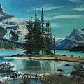 Canadian Landscape  by Sorin Apostolescu