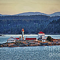 Canadian Lighthouses Sc3415-13 by Randy Harris